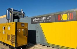 EIB Provides Brenmiller Energy with €7.5 Mn for Innovative Thermal Storage Factory
