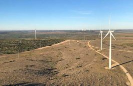 RWE's Panther Creek III Wind Farm Undergoes Repower