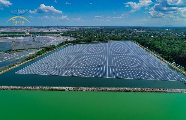 Ciel & Terre Floating Solar
