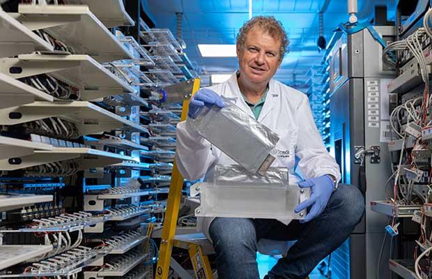 Dr. Doron Myersdorf, CEO, StoreDot