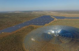 ACWA Power Achieves Financial Close on 100 MW CSP Plant in South Africa