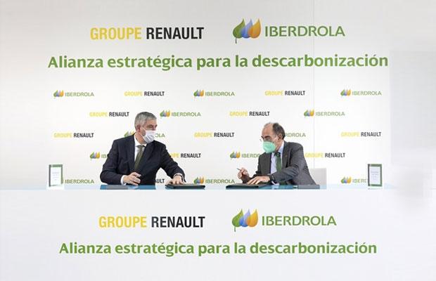 Renault Group and Iberdrola