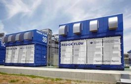 IDtechex Predicts Bigger Role For RFB Batteries Over Lithium Storage By 2030