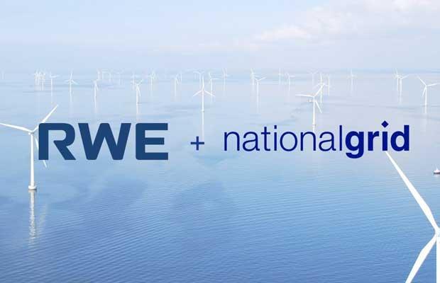 National Grid and RWE Renewables
