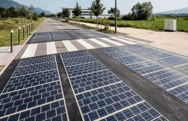 Barcelona Develops Solar Pavement at a Historic Square