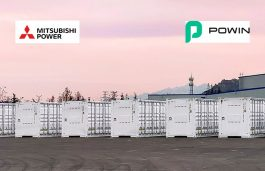 Mitsubishi Power and Powin Partner to Enhance California's Grid Reliability with Two Battery Energy Storage Projects
