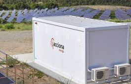Acciona Recycles Nissan's Car Batteries to Store Solar Energy in Spain