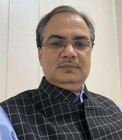 AK Shukla, CEO and founder, Sanvaru Technology