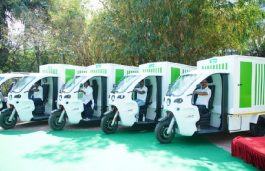 ETO Motors Arrives In Hyderabad During 'Go Electric' Campaign