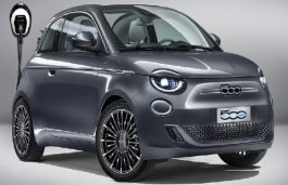 Fiat To Become Electric Only Vehicle Maker by 2030