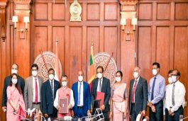 Sri Lanka To Purchase 75% Equipment from India For India-funded Projects