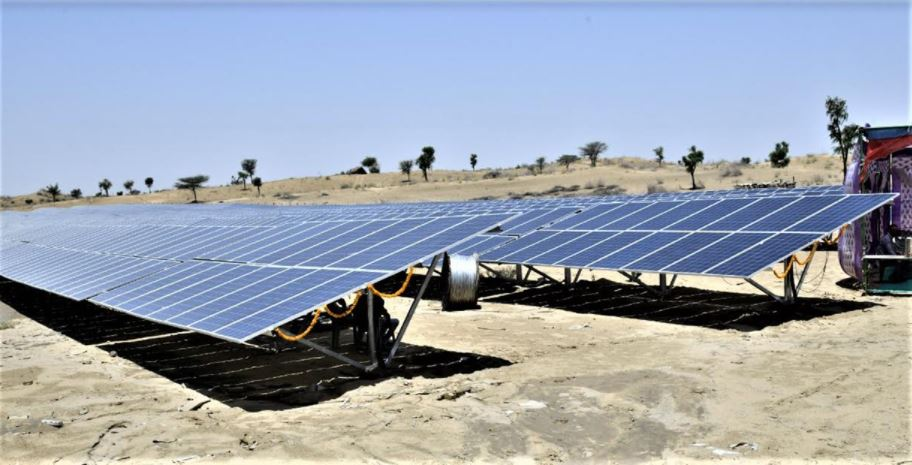 Solar Plant in rajasthan, PM KUSUM