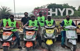 Zypp Electric Drives Its Service in Hyderabad Now