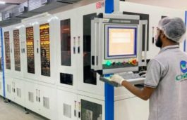 Cosmic PV Power Begins Module Production at New Facility in Surat