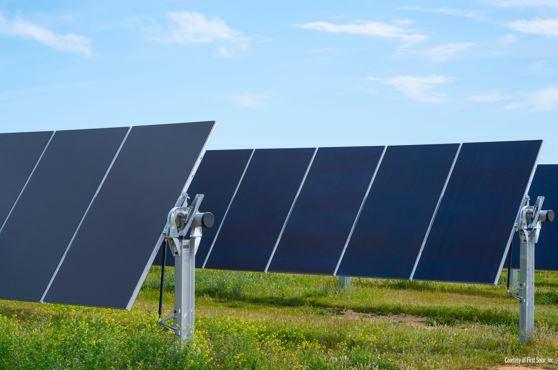 first solar series 6 modules