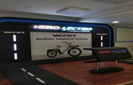 Hero Lectro Cargo Launches Maiden Flagship Store in New Delhi