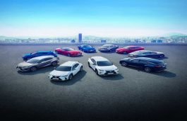 Lexus India Extends HEV Battery Warranty Upto 8 Years to Escalate Electrification
