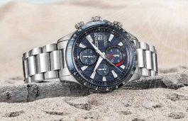 Solar Watch V3: High Grade Light-Charged All-Titanium Watch