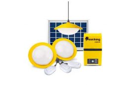 Sun King Home 60 Solar 3 Ceiling Mounted Fixed Lamps