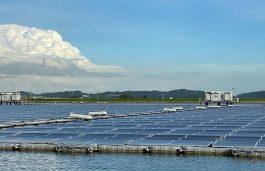 Trina's Vertex Modules Powering 60MW Floating Solar System in Singapore