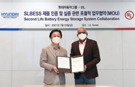 Hyundai Partners with UL for Safe Deployment of Second Life BESS