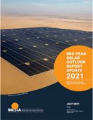 Middle East Solar Industry Association's Mid-year Solar Outlook 2021