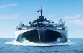 Japanese Firm to Build World's 1st Power Transfer Vessel