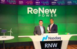 ReNew Power Merges with RMG II, Lists on Nasdaq via SPAC