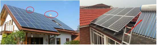 rooftop solar PV systems
