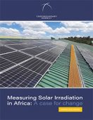 Measuring Solar Irradiation in Africa: A case for change