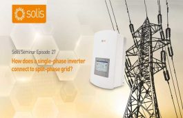 Solis Seminar, Episode 27 : How does a single-phase inverter connect to split-phase grid