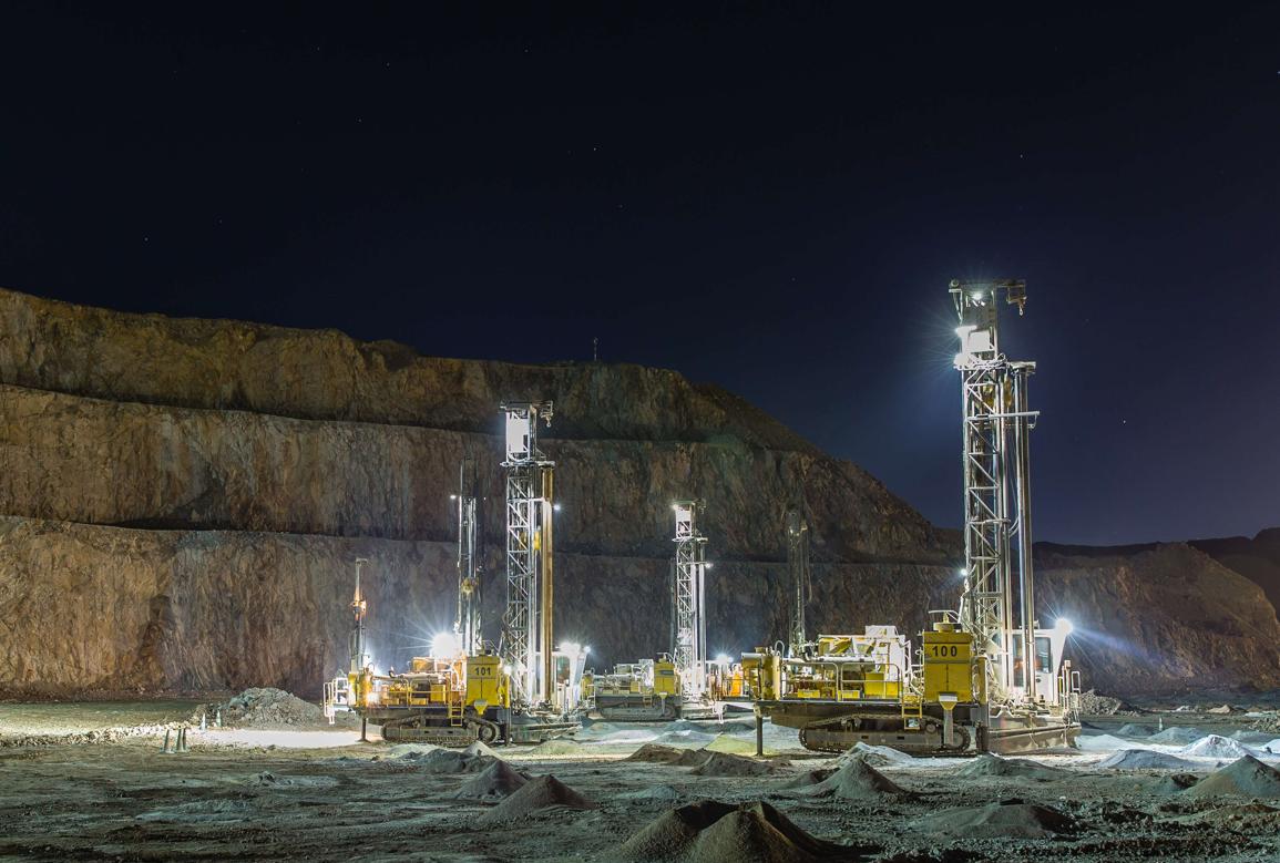 Sukari Gold Mine, Egypt