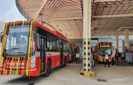 Mumbai Gets 35 electric Buses as Tata Motors Starts Delivery of 340 Bus Order