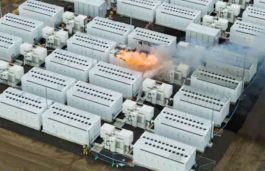 Fire at Tesla Big Battery in Victoria Puts The Spotlight On Risks