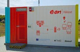 Hungarian Village Gets Mobile Energy Storage Unit