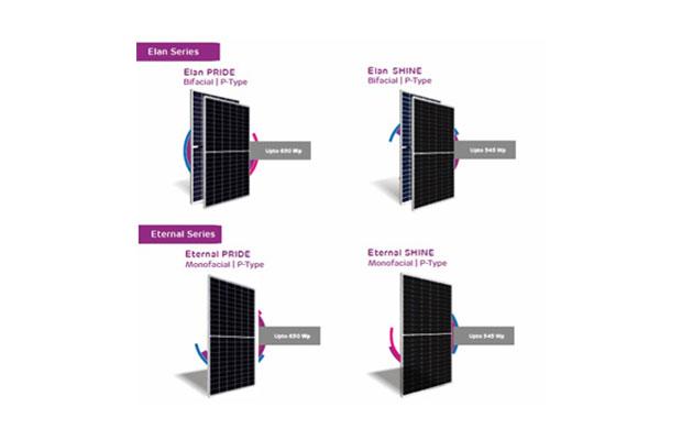 Adani solar Elan series
