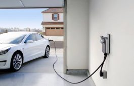 New-build Properties in UK to Feature EV Chargers