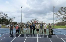 After Hurricane Ida, Communities in US Get help From Solar Installations
