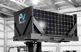 PVpallet Offers Up A Greener Solution For Transporting Modules