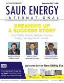 Saur Energy International Magazine September 2021