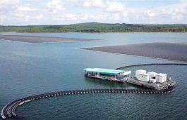Thailand's Largest Floating PV Plant Supplied by Sungrow Comes Online