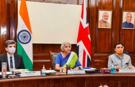 UK to Pump $1.2 B into Green Projects in India: 11th Eco & Fin Dialogue