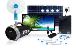 Solar Hybrid Systems Firm Zola Electric Raises $90 million