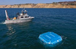 CalWave Commissions Open-water Wave Energy Pilot in California