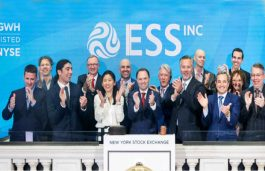 Bill Gates Backed Iron Battery Firm ESS Listed on NYSE