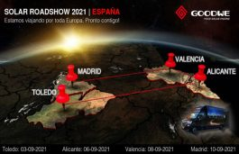 GoodWe Hits The Road In Europe With Solar Roadshow