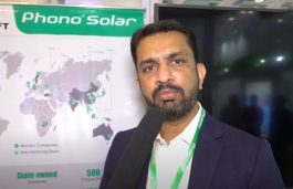 REI 2021 | Pravin Mali, Country Head at SUMEC – Phono Solar