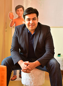 Sameer Aggarwal, Founder and CEO of Revfin