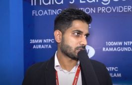 REI 2021 | Conversation with Shravil Aggarwal, Director at Floatex Solar Pvt. Ltd.