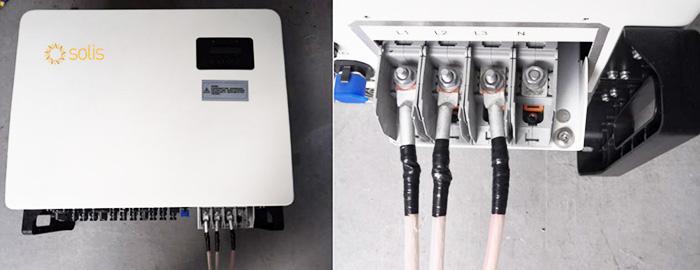 Aluminum Core Cables  - solis inverter